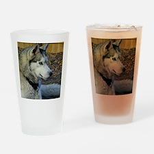 BeautifulSeppalaProfile Drinking Glass