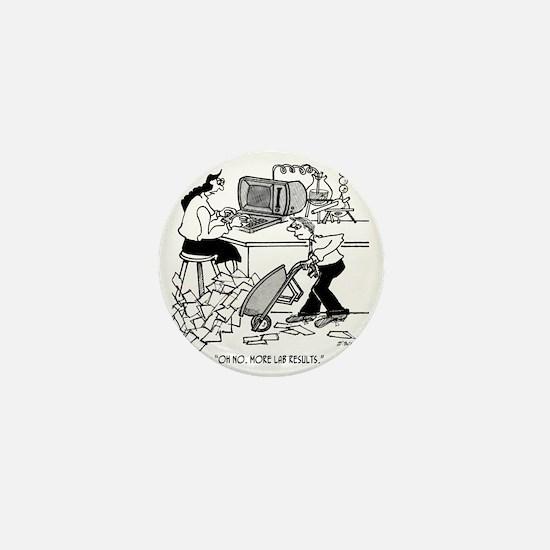 1930_lab_cartoon_EK Mini Button