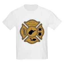 West Virginia Kids T-Shirt