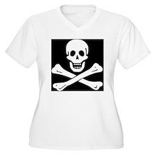 SkullBonesBlack1 T-Shirt