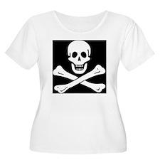 SkullBonesBla T-Shirt
