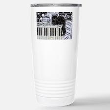 keyboard-sitting-cat-horiz Travel Mug