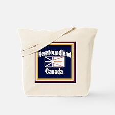 newfoundland Canada Tote Bag