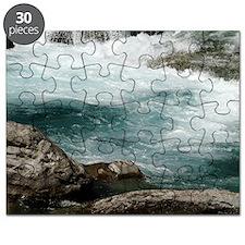 glacier stream Puzzle