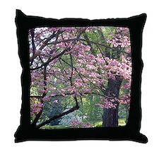 dogwood 1069 Throw Pillow