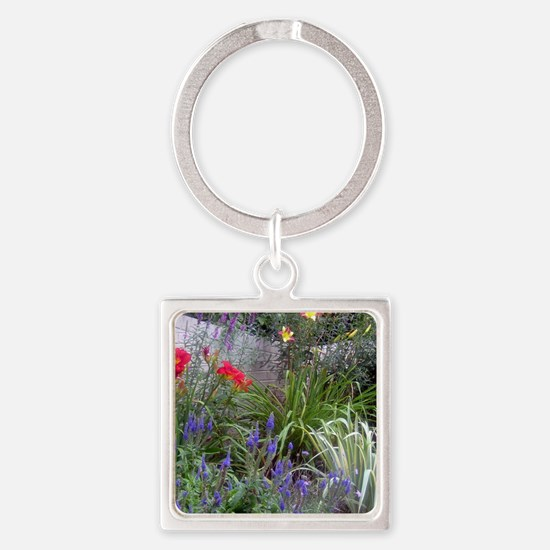 Picture 2643 Square Keychain