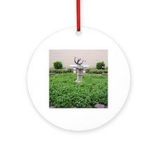 Picture 2183 Round Ornament