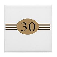 Authentic30b Tile Coaster