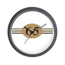 Authentic65b Wall Clock