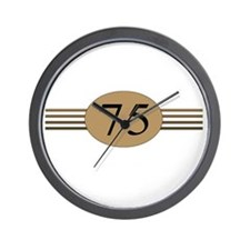 Authentic75b Wall Clock