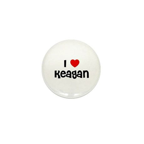 I * Keagan Mini Button (10 pack)