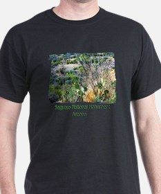 Saguaro Natl Monument T-Shirt