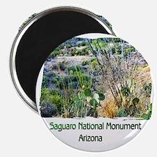 Saguaro Natl Monument Magnet