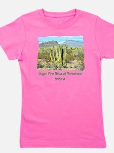 Organ Pipe Monument Girl's Tee