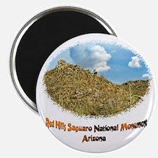 Red Hills Natl Monument Magnet