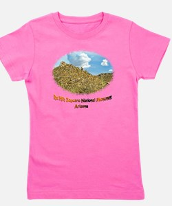 Red Hills Natl Monument Girl's Tee
