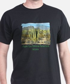 Organ Pipe Monument T-Shirt
