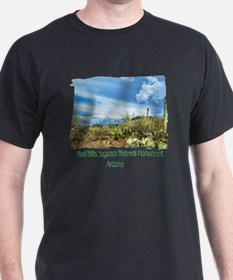 Red Hills Natl Monument 2 T-Shirt