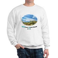 Red Hills Natl Monument 2 Sweatshirt