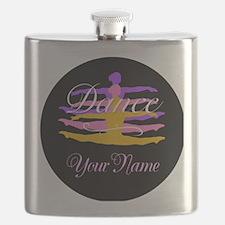 Dance Customizeable Flask