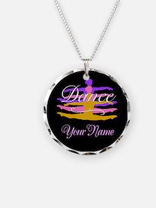 Dance Customizeable Necklace