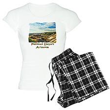 Color Painted Desert Pajamas