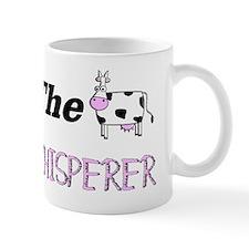 The cow whisperer Mug