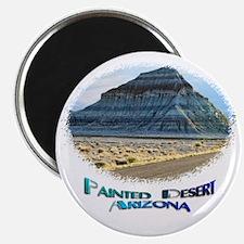 Blue Painted Desert Magnet