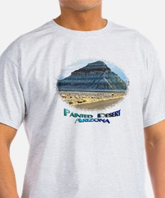 Blue Painted Desert T-Shirt