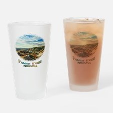color painted desert Drinking Glass