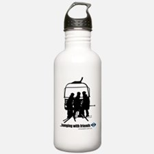hanging-with-friends Water Bottle