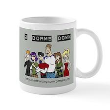 2DD Cast Small Mugs
