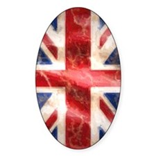475 Union Jack Flag iPhone 3G case Decal