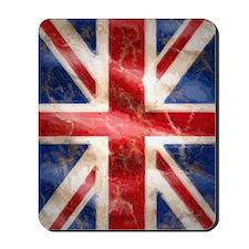 475 Union Jack Flag iPad 5 in 1 b Mousepad