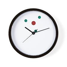 atom2 Wall Clock