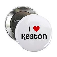 I * Keaton Button