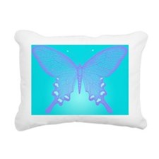 Chloe Hs Butterfly copy Rectangular Canvas Pillow