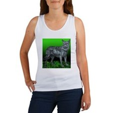 Laceys Wolf Women's Tank Top