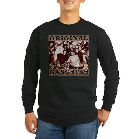 Original Gangstas Long Sleeve Dark T-Shirt