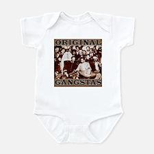 Original Gangstas Infant Bodysuit