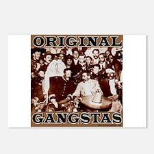Original Gangstas Postcards (Package of 8)