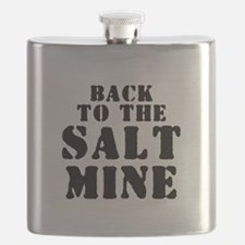 BACK TO THE SALT MINE 2 Flask
