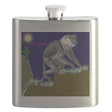 Proboscis Monkey Flask