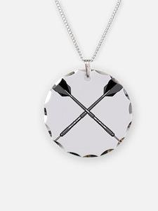 crossed_darts Necklace