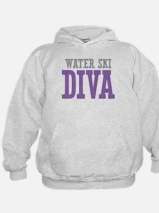 Water Ski DIVA Hoodie