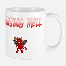 Raising Hell For 70 Years Mug