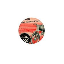 VINTAGE TOMOS MOPED Mini Button