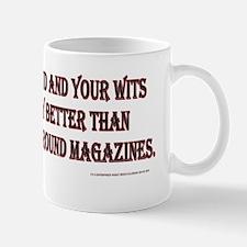 SHARPMIND_WITS_STICKER Mug