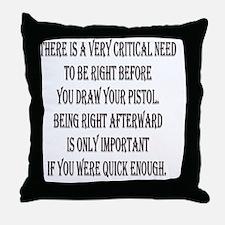 BE_RIGHT_2KX2K.gif Throw Pillow