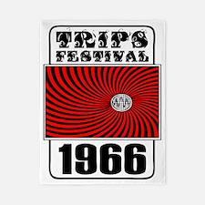 Trips Festival 1966 Twin Duvet